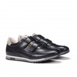 Zapatos Hombre Fluchos Sander F1187 Océano