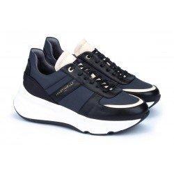 Zapatos Hombre Martinelli Recoletos 1571-A648SR Gris Oscuro