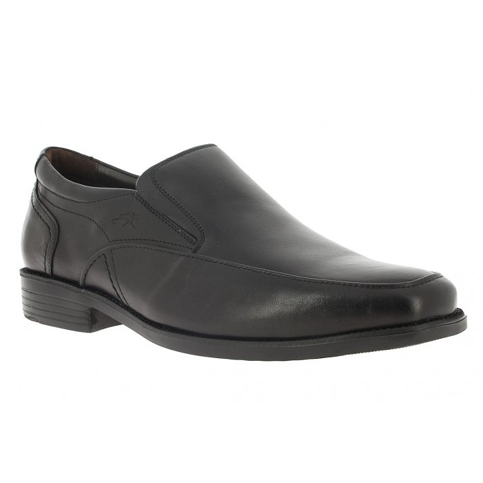 Zapatos Mocasines Hombre Fluchos Rafael 7996 Negro