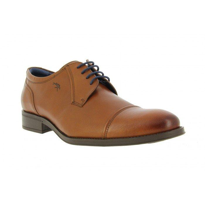 Zapatos Vestir Hombre Fluchos Heracles 8412 Cuero