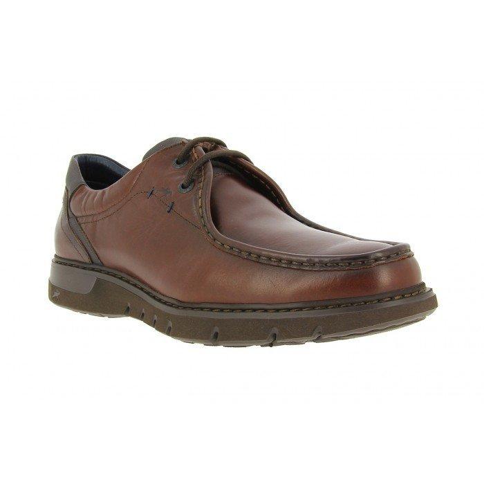 Zapatos Hombre Wallabe Fluchos Celtic 9595 Marrón Castaño