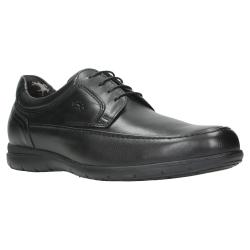 Zapatos Hombre Fluchos Luca 8498 Negro