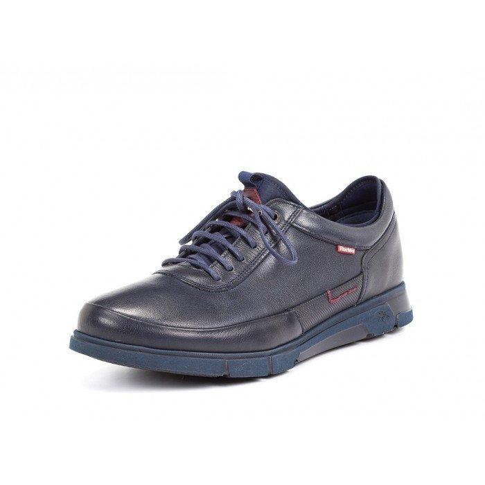 Zapatos hombre Fluchos 9852 Azul Tiger