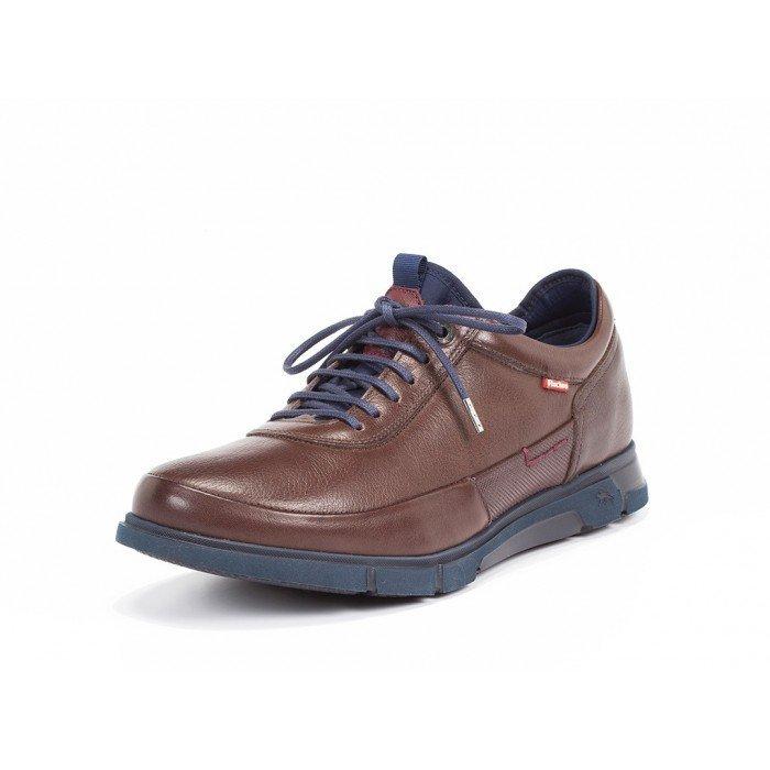 Zapatos hombre Fluchos 9852 Marrón