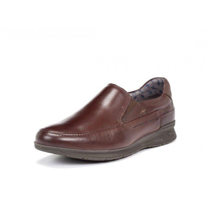d6de5bba Comodísimos zapatos de hombre Fluchos Tauro 9821 Vacheta marrón.