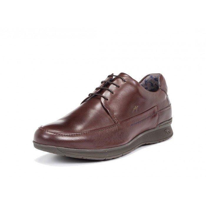 Zapatos Fluchos hombre 9820 marrón Tauro