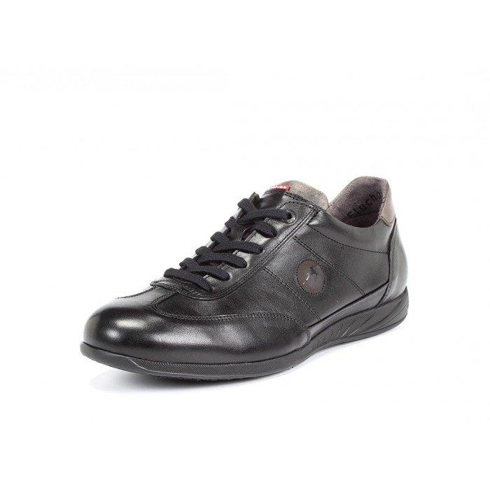 Zapatos hombre  Fluchos 8789 negro Ulises