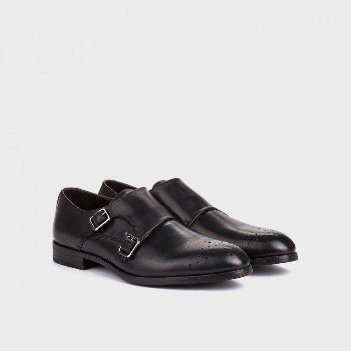 Zapatos para vestir hombre Martinelli Kingsley 1326-1859PYM Negro