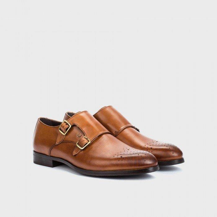 Zapatos para vestir hombre Martinelli Kingsley 1326-1859PYM Cuero