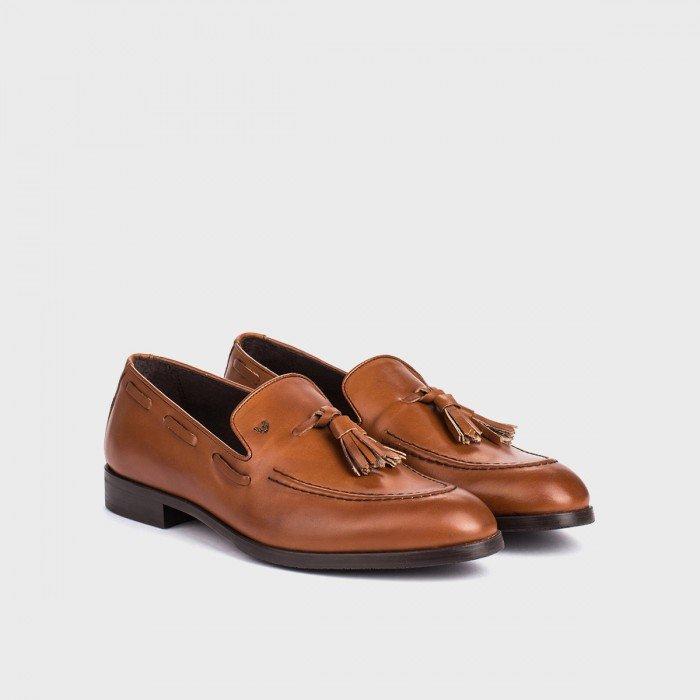 Zapatos Mocasines Hombre Martinelli Kingsley 1326-1868PYM Cuero