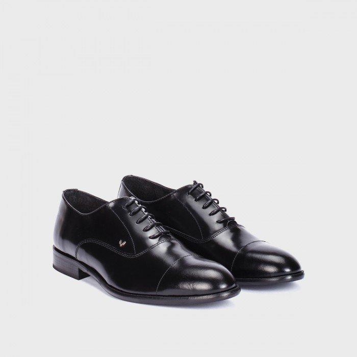 Zapatos hombre de vestir Martinelli Newman 1053-0782PYM Negro