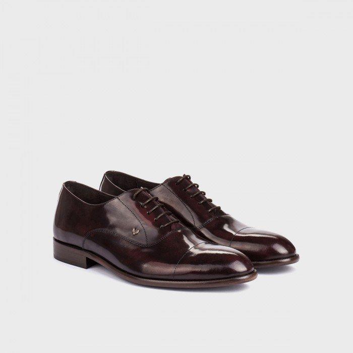Zapatos de vestir hombre Martinelli Newman 1053-0782PYM Burdeos