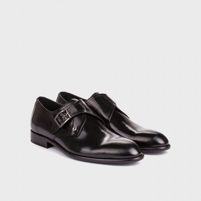 Zapatos Hombre Martinelli Newman 1053-0829PYM Negro
