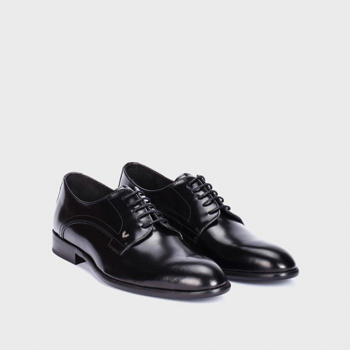 Zapatos de vestir hombre Martinelli Newman 1053-0782PYM Negro