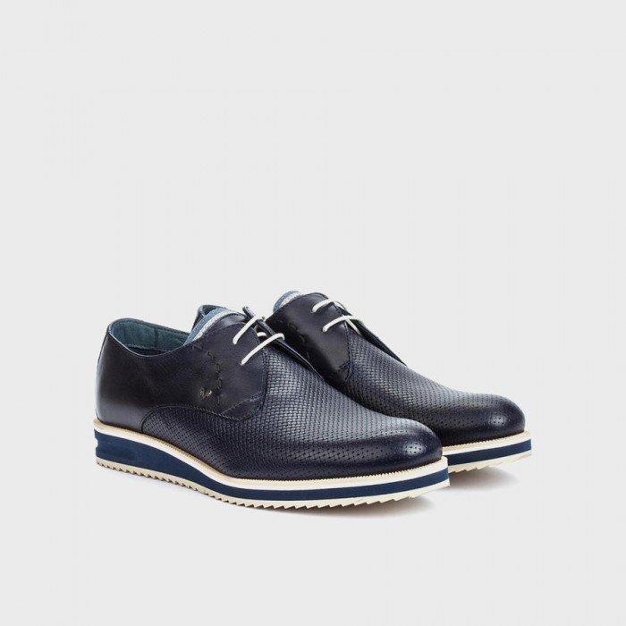 Zapatos deportivos hombre Martinelli 1334-1027V Azul