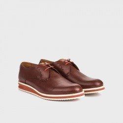 Zapatos deportivos para hombre Martinelli 1334-1027V Cuero.