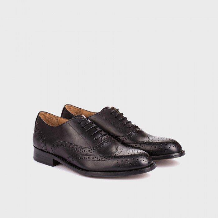 Zapatos Hombre Vestir Martinelli 1308-1735PYM Negro