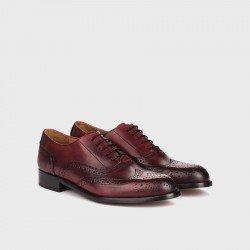 Zapatos Vestir Hombre Martinelli Elliot 1308-1735PYM Burdeos