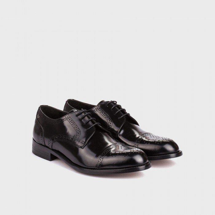 Zapatos Hombre de Vestir Martinelli Elliot 1308-1795AYM Negro