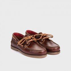 Zapatos Martinelli Hans 1360-1145PYP Náutico Hombre Marrón