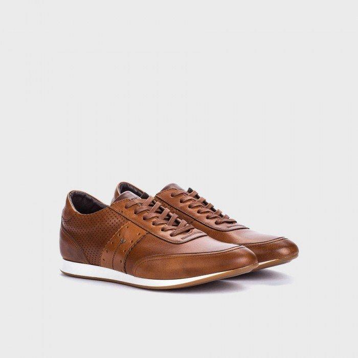 Zapatos deportivos hombre Martinelli Adrian 1165-1258 VYP Cuero.